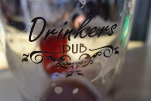 Drinkers Pub Eindhoven Glas