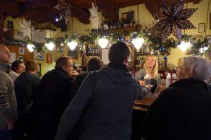 DeRat Utrecht in kerstsfeer